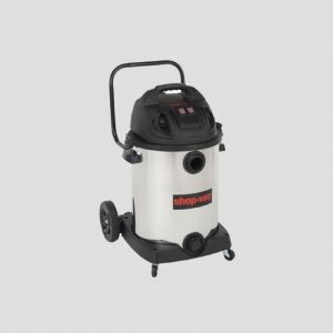 a Shop-Vac 60-Litre two stage stainless steel wet and dry vacuum cleaner