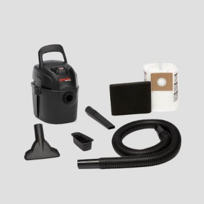 Shop-Vac micro 4 handheld vacuum cleaner and accessories