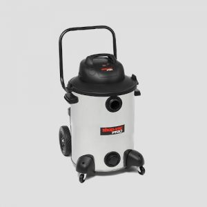 a Shop-Vac Pro60i stainless steel wet and dry vacuum cleaner