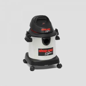 front view of a shopvac super 20i wet dry vacuum cleaner
